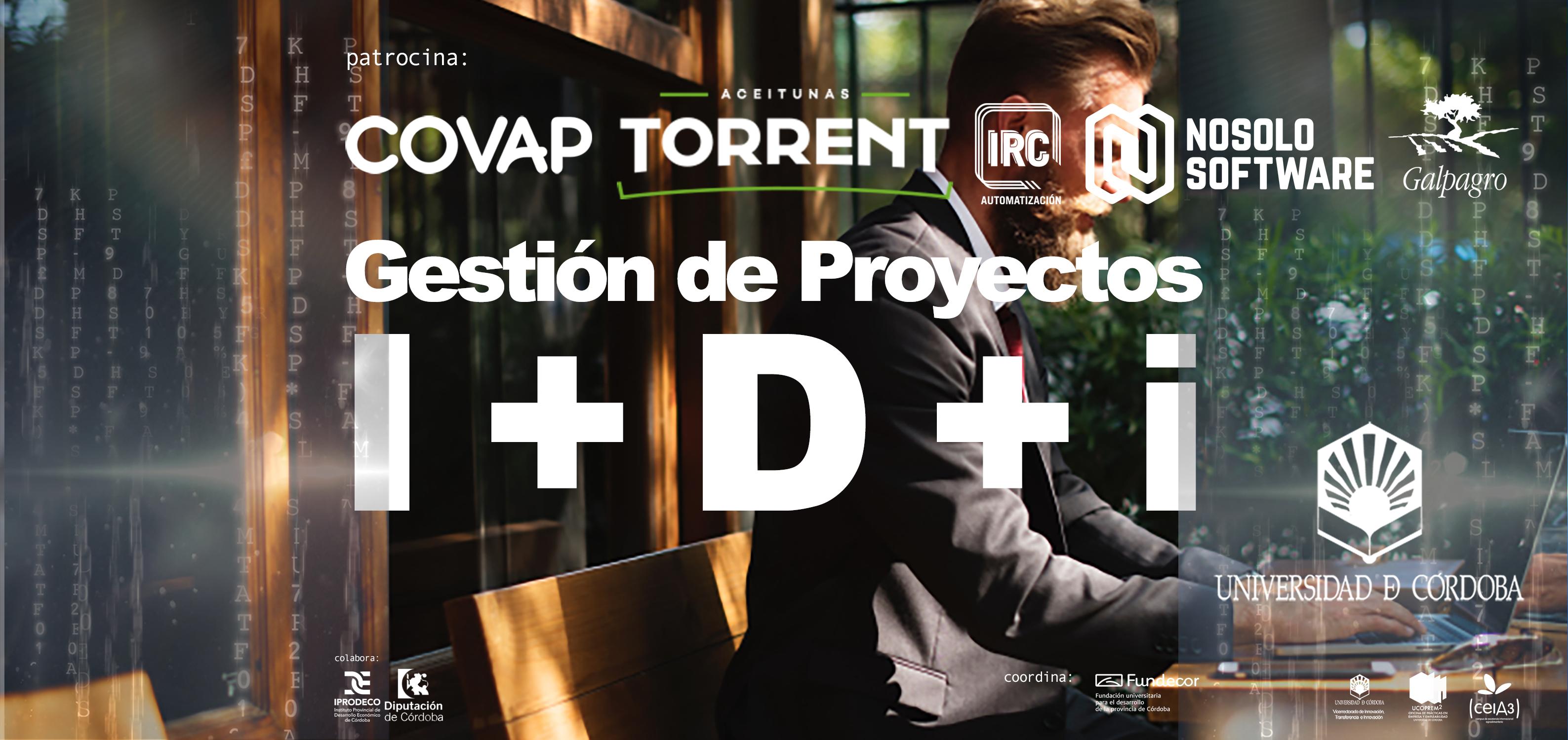 Gestión de proyectos de I+D+i